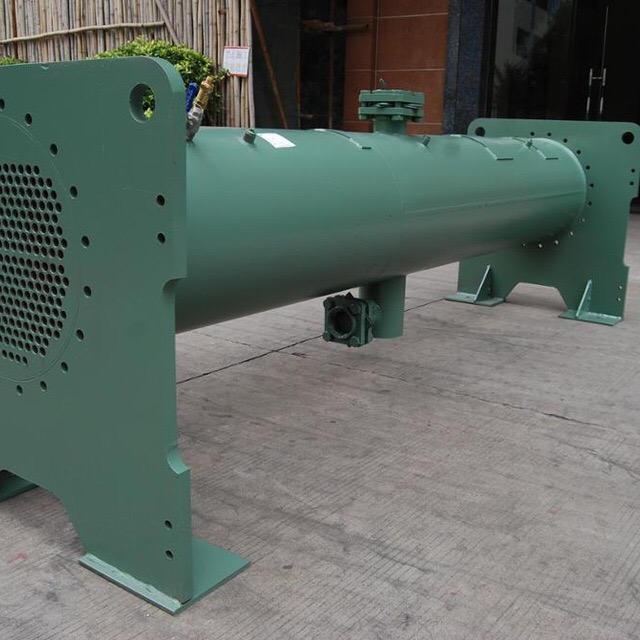 Shell And Tube Steam Heat Exchanger