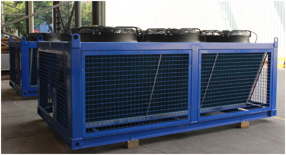 glycol low temperature chiller