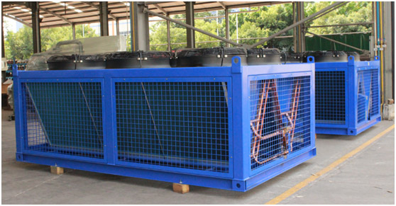 low temperature chiller system