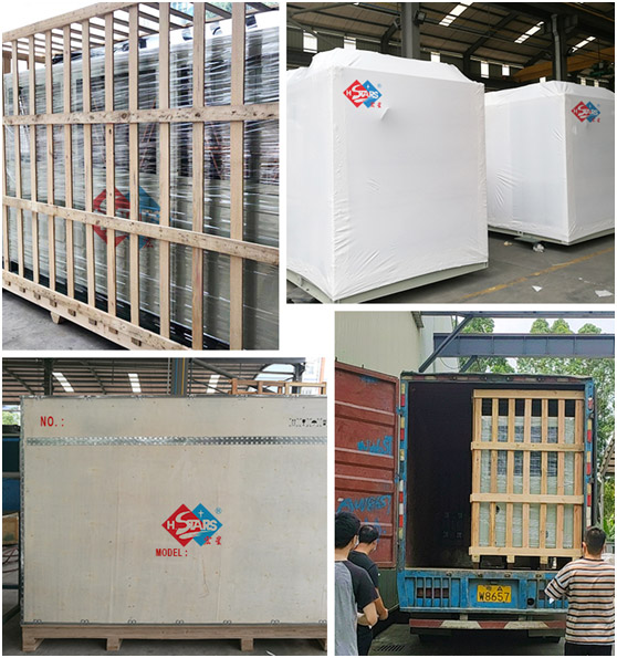 low temperature chiller system Packaging & Shipping