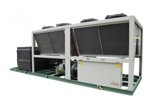 Air-cooled Screw Chiller