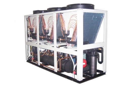 Scroll Air-cooled Heat Pump Unit