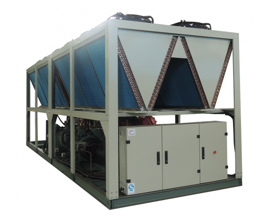 55℃ Sewage Source Heat Pump Unit