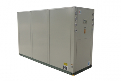 Scroll water-cooled chiller