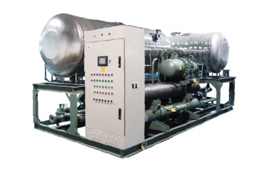 Dairy Special Integrated Chiller