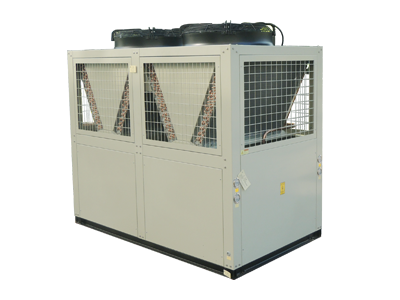 Shell and Tube Heat Exchangers Scroll Air cooled Chiller