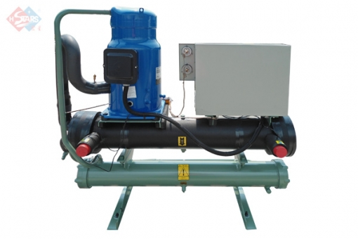 Scroll Water Source Heat Pump