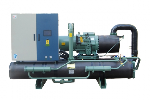 ground source heat pump unit