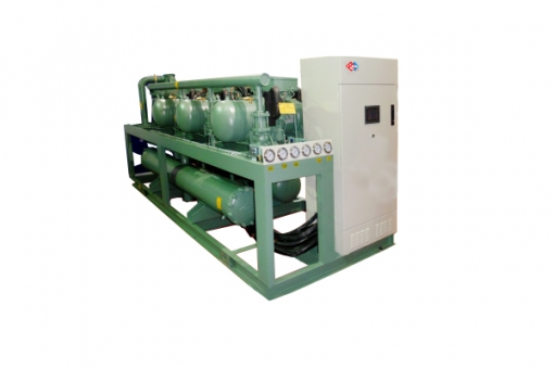 Single Stage Compression Condensing Unit