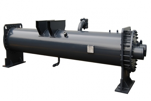 Industrial Shell and Tube Flooded Type Evaporator