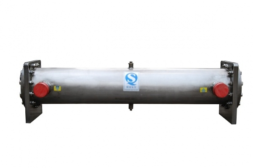 High Quality Cleaning Heat Exchanger Shell and Tube Sea Water Evaporator