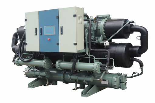Water Cooled Industrial Chiller Units