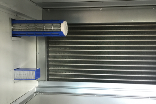 Air Handling Units with Active Air Purification