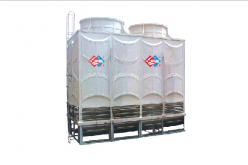 Square Type Crossflow Closed Circuit Cooling Tower