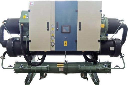 Glycol chiller Low Temp Water Cooled Screw Chiller (with Heat Recovery)