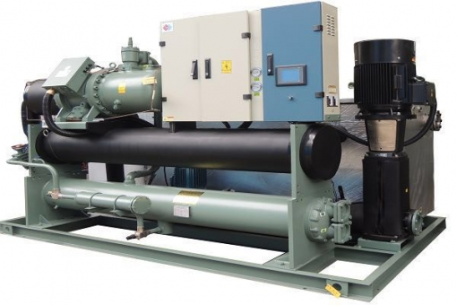 H.Stars Glycol Chiller Low Temp Water Cooled Screw Chiller (with Heat Recovery)