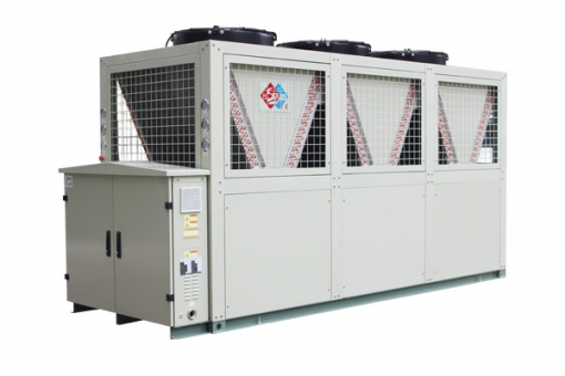 Modular Type Central Air Conditioning Low Noise Rooftop Air Cooled Chiller Unit A/C for Hotel/Hospital Use