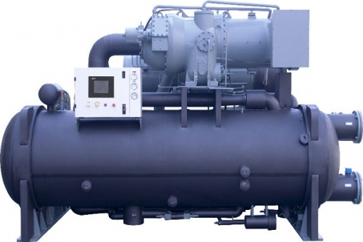 Flooded Type Centrifugal Chiller Water Cooled Chiller