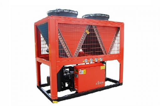 Screw Compressor Air Source Heat Pump