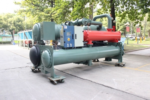 industrial corrosion proof chiller