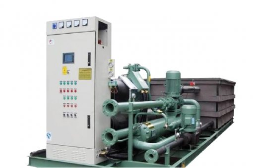 Mobile Integrated Chiller Unit