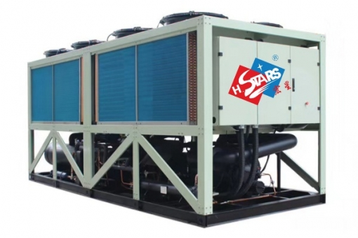 3.5TR To 300TR Industrial Air-cooled Chiller