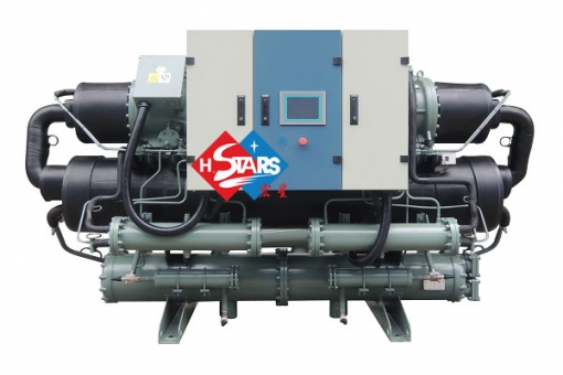 Water Cooled Screw Type Chiller